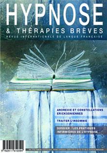 Pour lire la suite et s'abonner à la Revue Hypnose et Thérapies Brèves, cliquez ici...