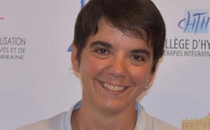 Jeanne-Marie JOURDREN, Kinésithérapeute et Hypnothérapeute. Chargée de Formation à Paris